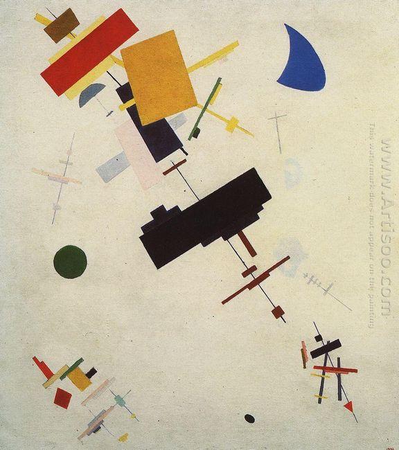 Suprematism 1916 2