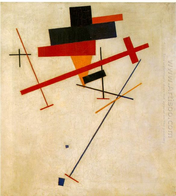 Suprematist Painting 1916