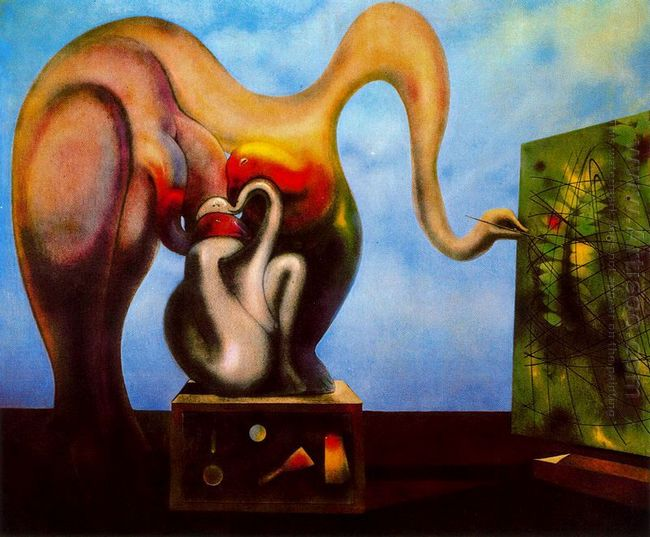 Surrealism And Painting 1942