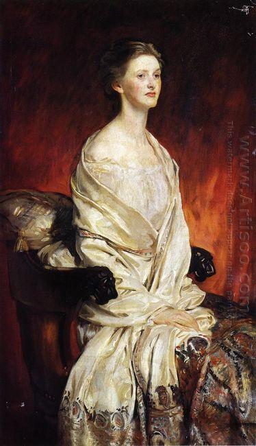 Sylvia Harrison 1913