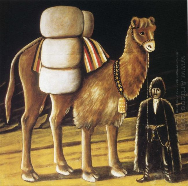 Tatar Camel Driver