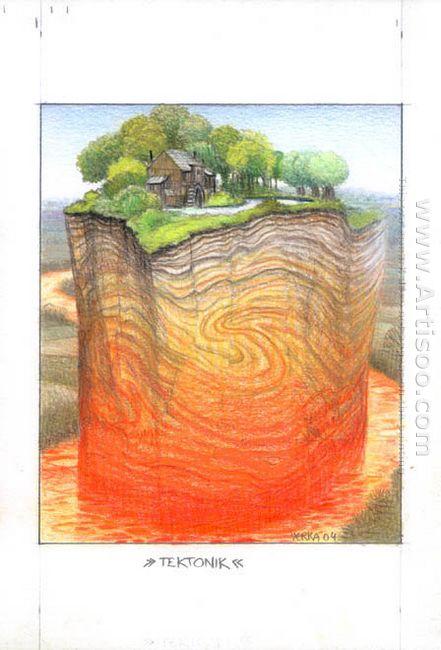 Tectonics 2004