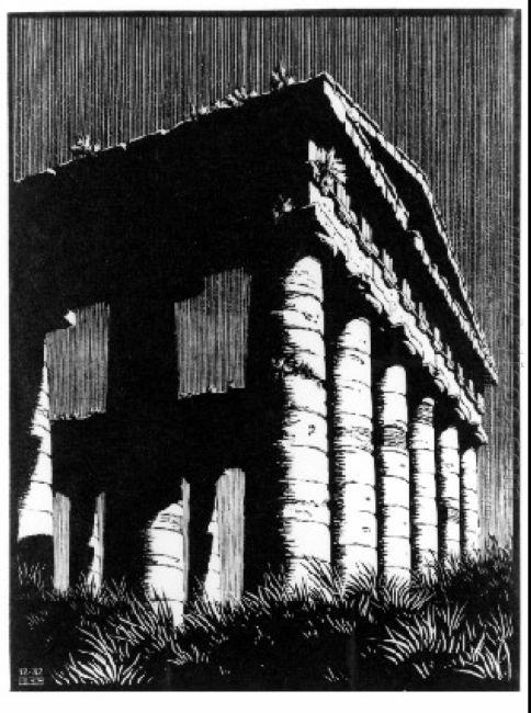 Temple Of Segeste Sicily