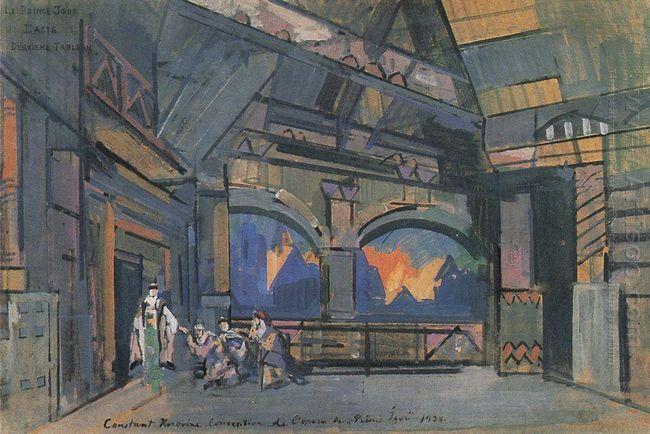 Terem Yaroslavna 1928