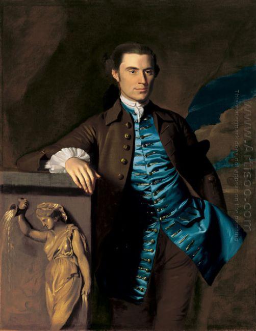 Thaddeus Burr 1760