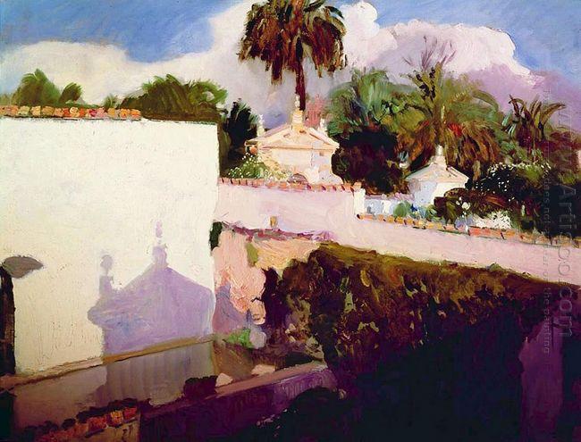 The Alcazar 1908