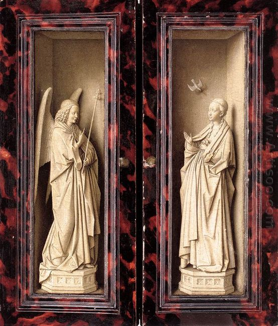 The Annunciation 1440 1