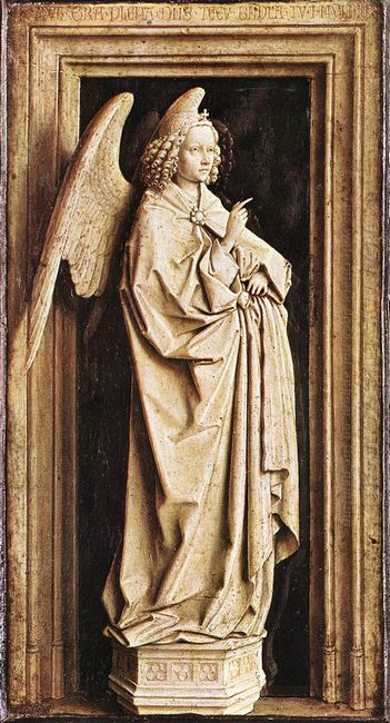 The Annunciation 1440