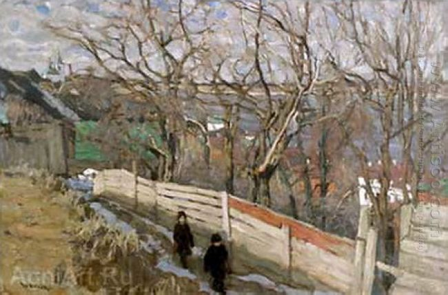 The April Morning 1903