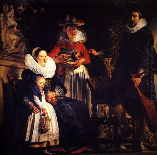 The Artist S Family
