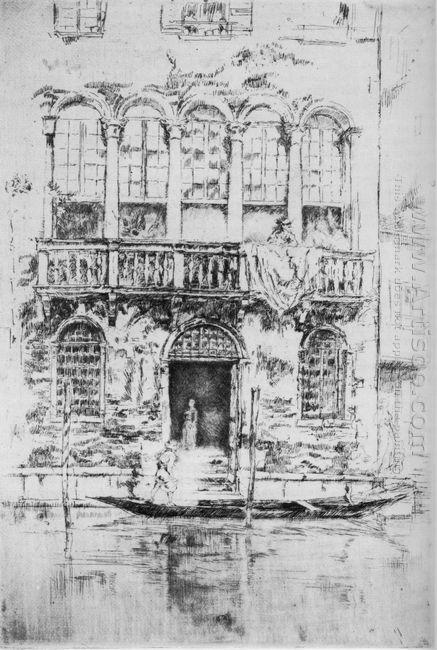 The Balcony 1880