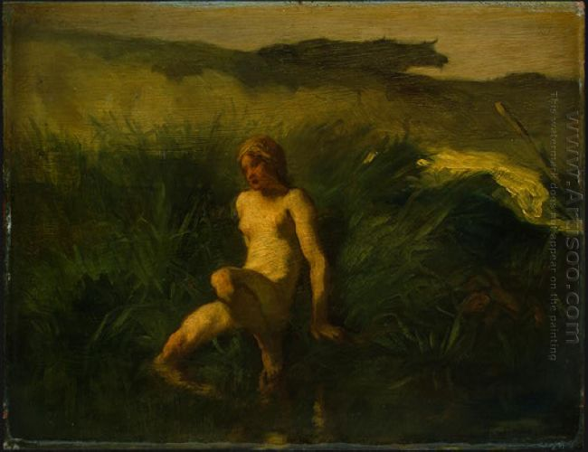 The Bather 1848
