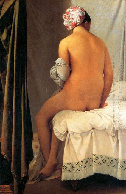 The Bather Of Valpinçon