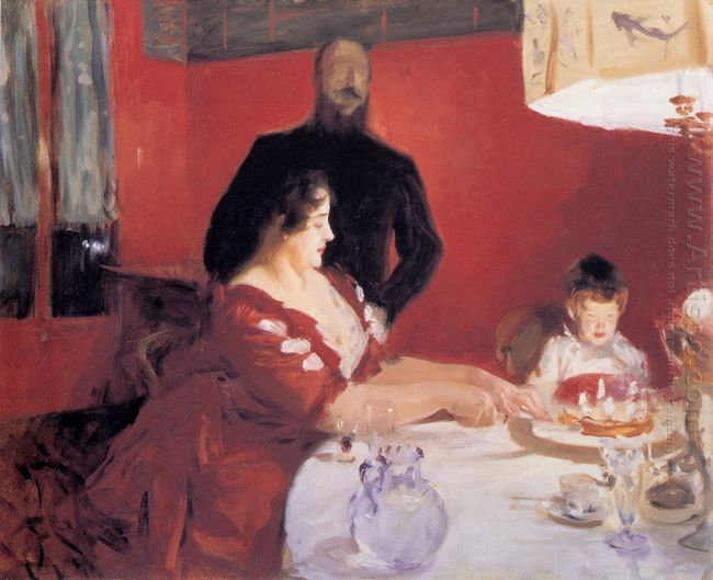 The Birthday Party 1887