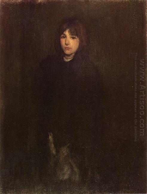 The Boy In A Cloak 1900