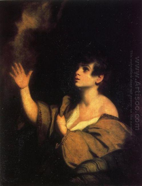 The Calling Of Samuel