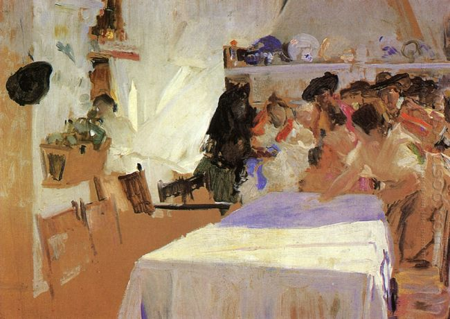 The Christening 1899