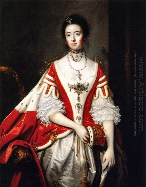 The Countess Of Dartmouth