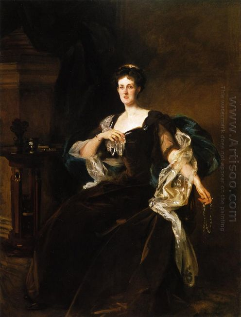 The Countess Of Lathom 1904