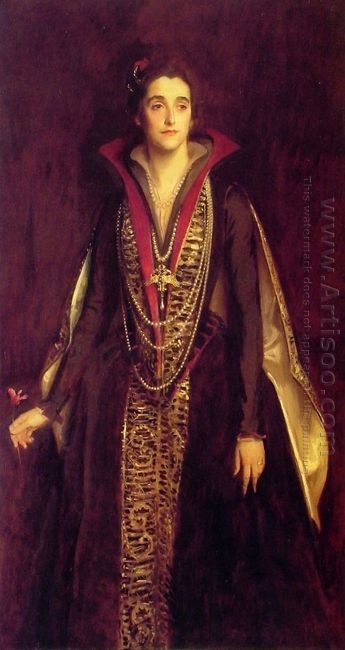 The Countess Of Rocksavage Later Marchioness Of Cholmondeley 192