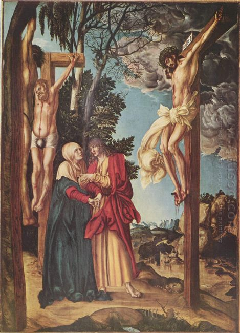The Crucifixion 1503 1