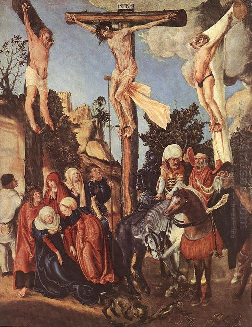 The Crucifixion 1503