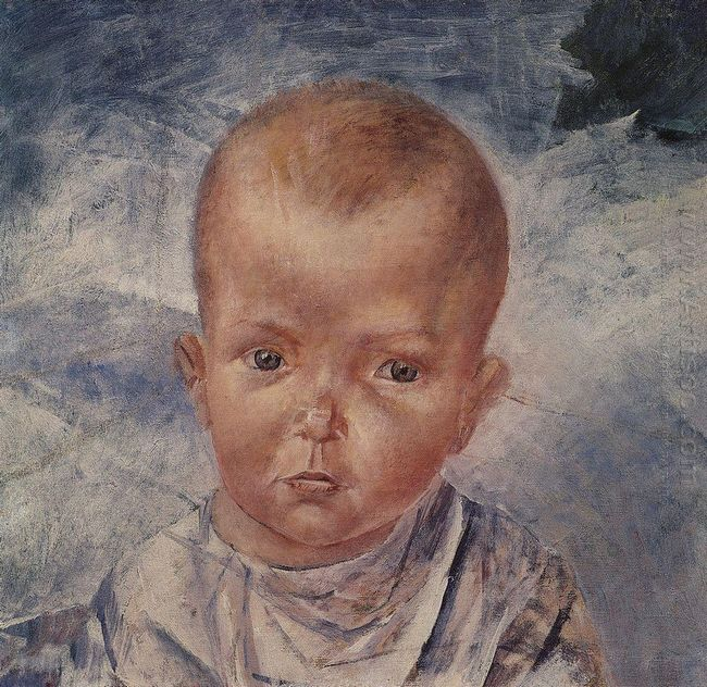 The Daughter Of An Artist 1923