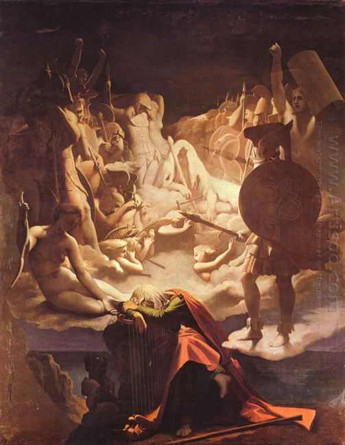 The Dream Of Ossian 1813