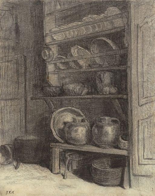 The Dresser In Gruchy 1854
