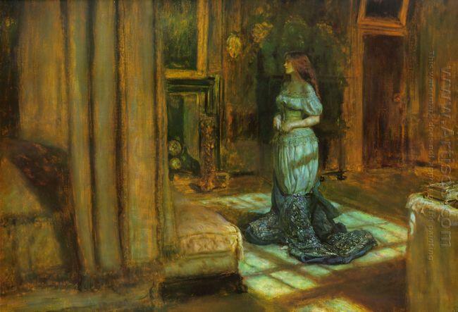 The Eve Of Saint Agnes 1863