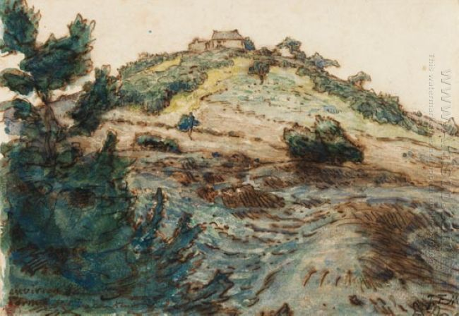 The Farm On The Hill 1867