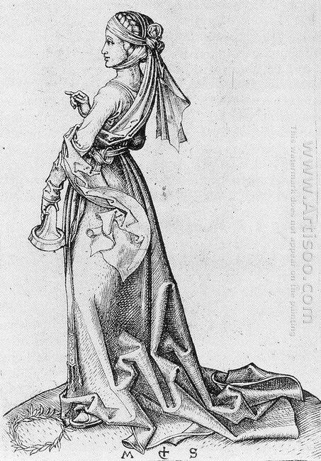 The First Foolish Virgin