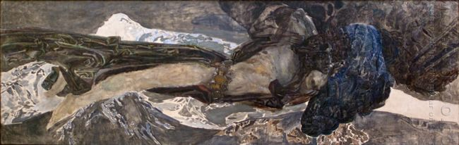 The Flying Demon 1899