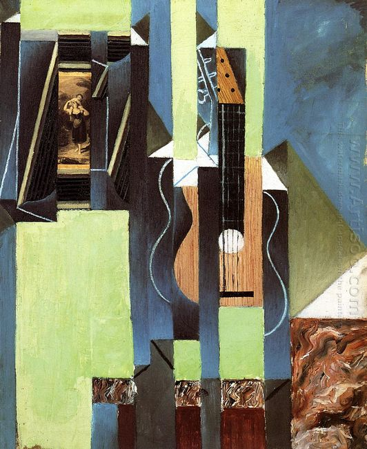 The Guitar 1913