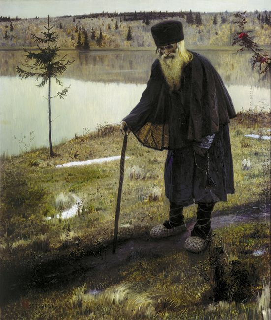 The Hermit 1889