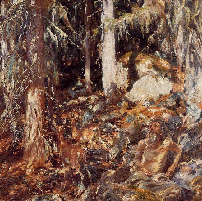The Hermit 1908