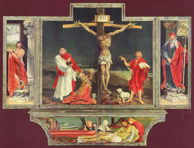 The Isenheim Altarpiece