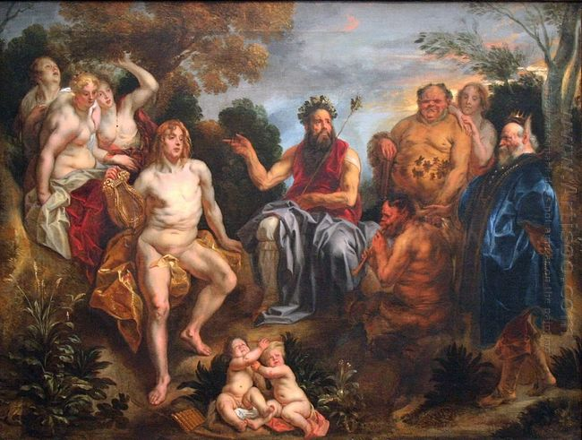 The Judgement Of Midas 1