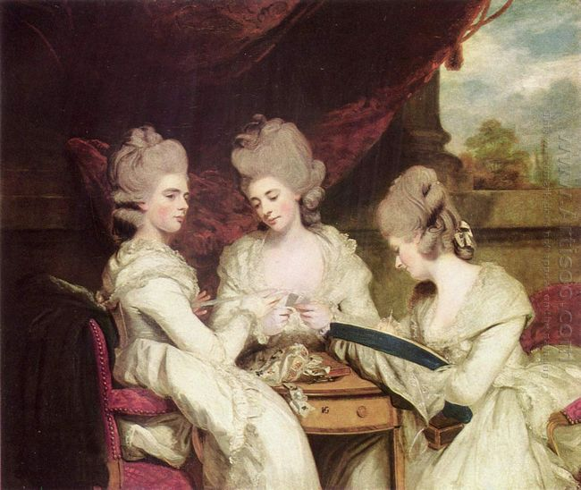 The Ladies Waldegrave 1780