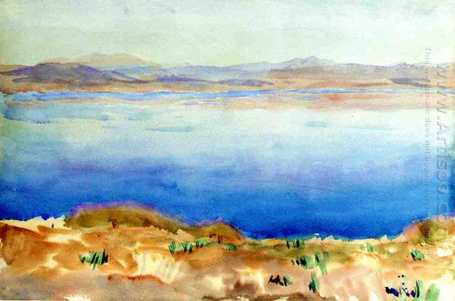 The Lake Of Tiberias
