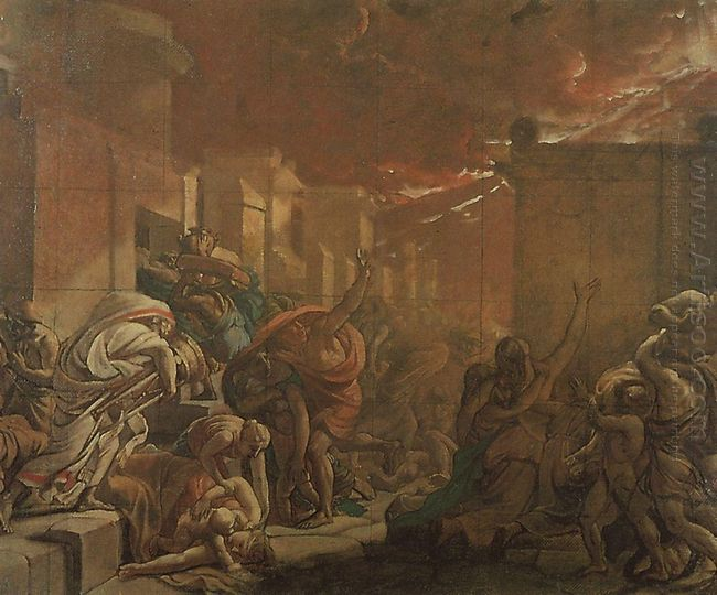 The Last Day Of Pompeii 1 1830