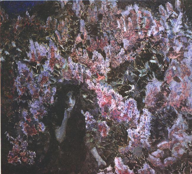 The Lilacs 1900
