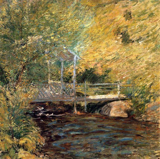 The Little Bridge 1