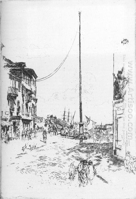 The Little Mast 1880