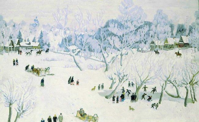 The Magic Winter Ligachevo 1912