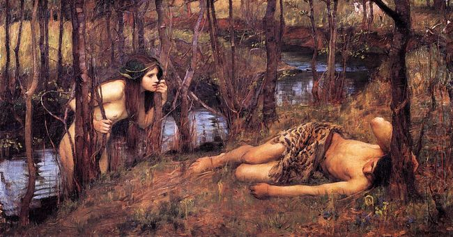 The Naiad 1893