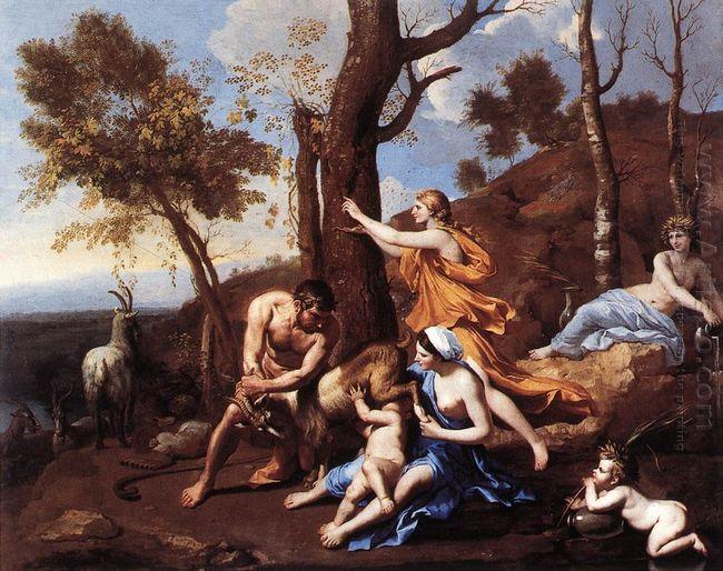 The Nurture Of Jupiter
