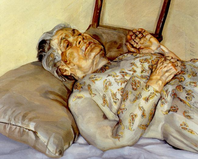 The Painter S Mother Resting Iii 1977