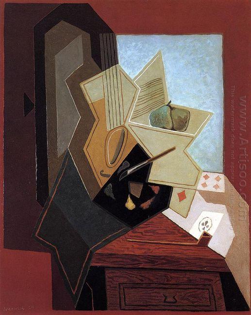 The Painter S Window 1925