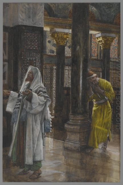 The Pharisee And The Publican 1894